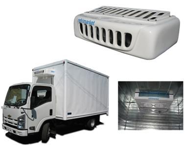 equipo de frío para camiones