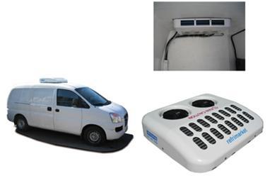 equipo para transporte refrigerado