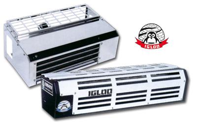 equipos de transporte para refrigeración