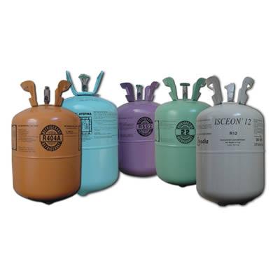 refrigerantes, aire acondicionado
