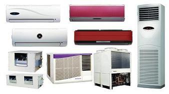 equipos de climatización